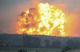 Пожар на складе боеприпасов в Виннице — диверсия?