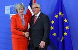 Обзор инопрессы. Встреча Мэй и Юнкера не привела к прогрессу в переговорах по «Брекзиту»