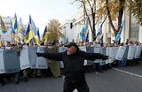 «Пока есть Порошенко, ничего хорошего не будет!» Саакашвили призывает к смене власти на Украине