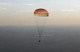 Роскомос подтвердил: в посадочной капсуле «Союза» произошла разгерметизация