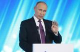 «У нас все возможно» — Путин о том, может ли президентом России стать женщина