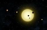 В Солнечную систему прилетело инородное тело