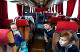 В России пройдет флешмоб — бесплатные экскурсии для детей на старых автобусах