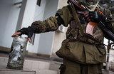 Обострение в Луганске: улицы заняли вооруженные люди