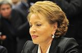 Матвиенко связала задержание Керимова с «охотой на российских крупных бизнесменов»