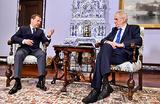 Международный скандал: Медведеву пришлось объясняться перед президентом Чехии