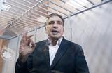 Плененный «украинским олигархатом» Саакашвили освобожден