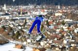 Турнир по прыжкам на лыжах Four-Hills,  Гармиш-Партенкирхен, Германия.