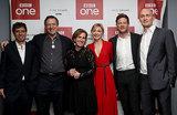На BBC One вышел долгожданный сериал о русской мафии