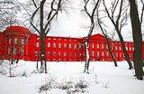 Ведущий вуз Украины закрыл двери до весны, чтобы не морозить студентов