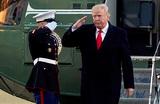 Годовщина инаугурации Трампа без Трампа — демократы испортили президенту праздник