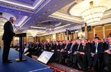 В кулуарах съезда РСПП обсуждают «кремлевский доклад»