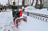На Москву вновь надвигается мощный снегопад, а за ним — морозы