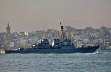 Второй американский эсминец вошел в Черное море
