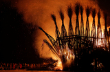 Сожгли храм, арт-объект или Масленицу? В России разгорается скандал