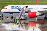 Ростуризм призвал туроператоров прекратить продажу билетов на чартеры Azur Air
