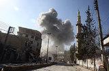 ООН заявляет о сотнях жертв авиаударов в Восточной Гуте, Москва и Дамаск винят повстанцев