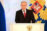 В Кремле рассказали, почему Путин обратится к Федеральному собранию в новом месте