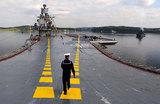 Эксперт: «Намерение построить большой дорогой авианосец выглядит немножко устаревшим»