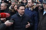 Ситуация в Волоколамске: детей вывезут из города