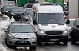 ДТП со «скорой» в Москве: машина сбила людей на «зебре»