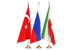 На пути к «Астане»: встреча глав МИД России, Ирана и Турции