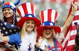 Армия американских фанатов станет самой многочисленной на ЧМ-2018