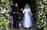 Платье, волнение принца и ритм-энд-блюз в часовне: сюрпризы королевской свадьбы