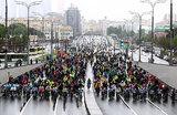 «Солнечные велопарады уже надоели». Проливной дождь принес «новые эмоции»