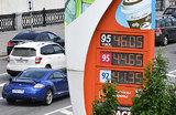 Цены на бензин в России продолжают стремительный рост