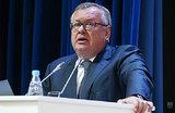 Андрей Костин о санкциях: «План «Б» и «В» у нас есть, а «Г» — пока нет»