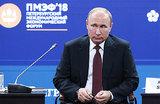 Путин: «Это не я заболел, просто мировая экономика беременна цифровизацией»
