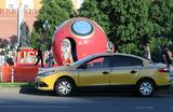 Алчные таксисты уже наживаются на гостях чемпионата мира