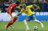 Бразилия разошлась миром со Швейцарией на ЧМ-2018