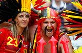 В ожидании матча Бельгия — Панама: как ведут себя болельщики?