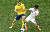 Шведы обыграли южнокорейцев на ЧМ-2018