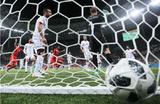 Cборная Англии одержала победу над командой Туниса в матче ЧМ-2018