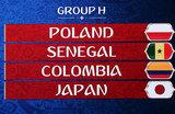 Группа H — самая «ровная» на чемпионате мира, но сенсации возможны