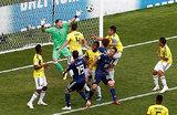 Япония обыграла Колумбию на ЧМ-2018