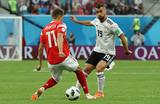 3:1! Россия победила Египет в матче группового тура на ЧМ-2018