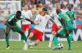 Польша проиграла Сенегалу в матче чемпионата мира