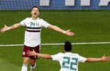 Сборная Мексики обыграла команду Южной Кореи в матче чемпионата мира по футболу