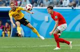 Бельгия впервые за 86 лет завоевала медаль чемпионата мира по футболу