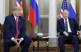 Путин и Трамп встретились тет-а-тет