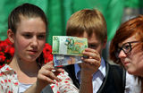 ВШЭ: реальные зарплаты в Белоруссии выше, чем в России