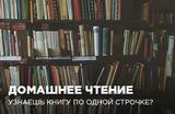 Ответьте на 10 вопросов по литературе для школьников за 1 минуту