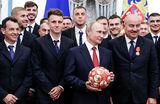Заслужили или нет? Спортсмены спорят о награждении российских футболистов