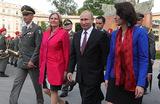 Высокий гость. Путин приедет на свадьбу в Австрию