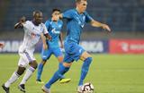 «Зенит» забил восемь мячей в ворота минского «Динамо»
