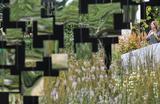 Пятый фестиваль ландшафтного дизайна «Сады и люди» на ВДНХ.